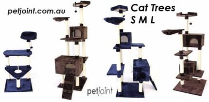 Cat Scratcher Pole Post Kitten Scratching Kennel Home Furniture