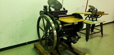 Letterpress 10 X 15 Chandler Price Press 2
