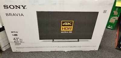 "Sony 43"" LED 2160p Smart 4K UHD TV  XBR43X800E"