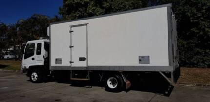 2007 Isuzu FRR525 8 Pallet Refrigerated Truck Brisbane City Brisbane North West Preview