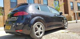 SEAT Leon 2.0 TFSI FR SEMI AUTOMATIC DSG 5dr RARE MODEL PEDDLE SHIFT GEAR MOT JUST SERVICED £4300