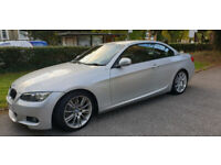 BMW, 3 SERIES, Convertible, 2009, Manual, 1995 (cc), 2 doors