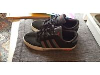 Adidas neo label Adidas Daily Team Mens Trainers black SIZE: UK9