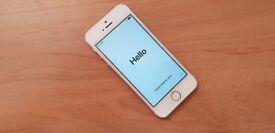Apple iPhone SE 16gb Rose Gold Unlocked £150