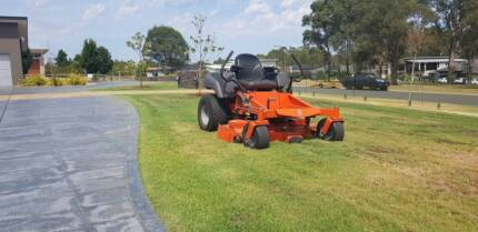Residential Lawn & Acreage Mowing