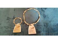 NEW FREESPIRIT Necklace and Bracelet