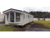 REDUCED to sell 2013 Willerby Sierra private sale on Halleaths Caravan Park nr Lockerbie