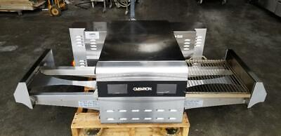 Ovention Matchbox M1718 61-12 Electric Ventless Conveyer Oven 17 Wide Belt