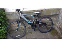 Reebok Apex Mountain bike MRX boys / mens bike, front suspension