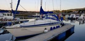 29ft Yacht 6 Berth Maxi 87 (Huge Spec) Ballycastle