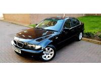 BMW 3 SERIES SE 320i PETROL MANUAL ALLOYS CRUISE CONTROL 1 PREVIOUS OWNER 2 x Keys