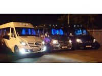 PSV PARTY BUS DRIVER REQUIRED FOR BUSY PARTY BUS COMPANY
