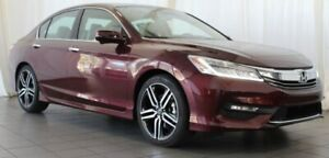 2017 Honda Accord Touring V6|Low Kms|Certified - Just arrived