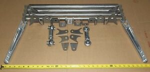 "28"" X 1.025 X 1 1/8"" X 48 SPLINE 5 STAR HOLLOW SWAY BAR KIT"