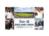 India England 1st August Edgbaston