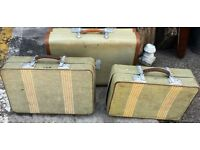 Suitcases/Trunks/Blanket Boxes