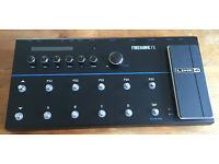 Line 6 Firehawk FX HD Multi-Effect with Bluetooth Collect Hornchurch / Clacton Essex