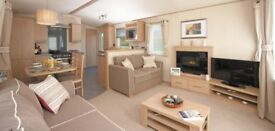 Static Caravan for sale in 5* Holiday Park in Northumberland