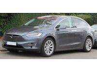Rent My Tesla X - Long or Short Term Hire