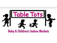 Baby and children's indoor market