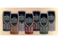 Nokia 8210 - (Unlocked) Mobile Phone GRADE A MINT