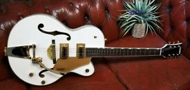 Stunning Gretsch G5420TG Electromatic Limited Edition Falcon Style
