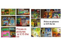 loads of childrens books prices on pic collection from didcot (more books in ad)