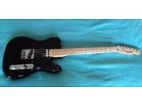 Fender Telecaster Lite-Ash with Hiscox hard case