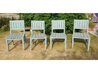 Ikea Wooden Garden Chairs