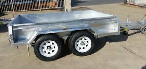 New 8x5 Tandem Axle Galvanised Trailer Hindmarsh Charles Sturt Area Preview