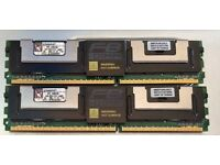 Kingston 8GB Server RAM Kit (2 x 4GB)