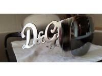 D&G genuine designer sunglasses