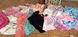 Large Girls Clothes Bundle Age 5-6 years