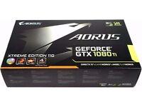 Aorus GTX 1080 Ti Xtreme Edition 11GB