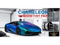 Window Tinting | CAR Wrapping | Paint Protection (PPF) | Ceramic Coating | Wheel Refurbishment