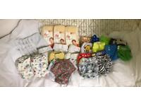 Cloth Nappies - preloved