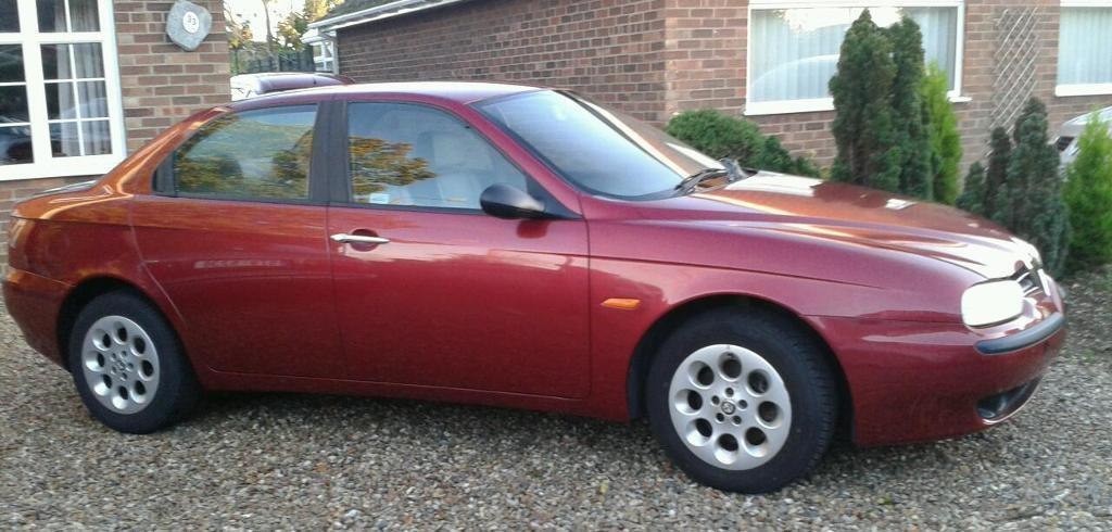 BREAKING ALFA ROMEO 156 & 147 BOTH PETROL ALL PARTS AVAILABLE