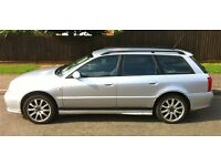 AUDI A4 Estate. Silver. 2001. *Turbo Not Working*