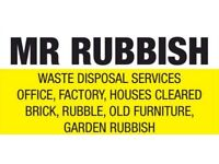 Reliable Man and Van Hire, Waste and Rubbish Removals, Clearances, Skip Hire, all areas covered