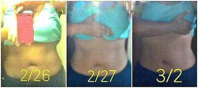 4 ULTIMATE LIPO APPLICATOR BODY WRAPS it works to Tone Tighten Firm 4 skinny