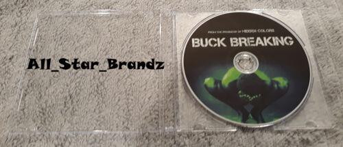 Buck Breaking DVD (Tariq Nasheed, Judge Joe Brown, Lord Jamar)