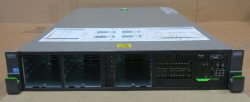 Fujitsu Primergy Rx300 S7 2x Quad Core E5-2603 1.8ghz 128gb Ram 12x Bay Server