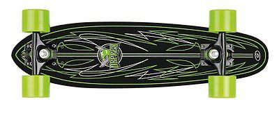 "24"" Mini Cruiser: Pin Stripe Longboard Skateboard Fun Gift Skate"