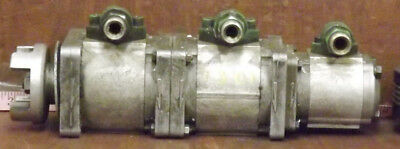 1 Used Marzocchi 2d13136s Hydraulic Pump Make Offer