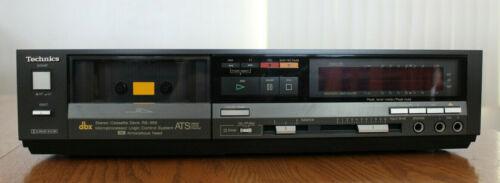 Vintage TECHNICS Stereo Cassette Deck RS-955