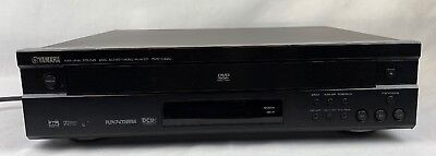 Yamaha DVD-C920 DVD/CD Player Tested/Works Perfectly EB-1024 for sale  Eugene