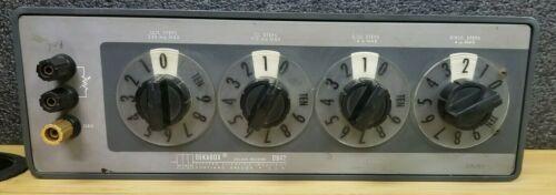 ESI Dekabox DB42 Decade Resistor #I-377