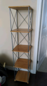 5 Tier Shelving Unit in Excellent Condition
