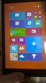 Windows 8.1 Tablet (with mini keyboard)
