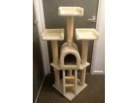 Cat Activity Centre - Scratching Post - Climbing Toy